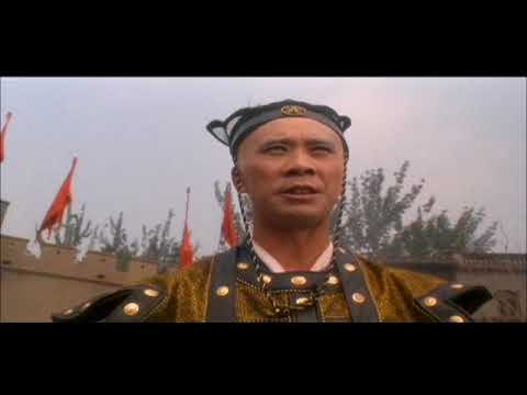 Twin Warriors movie clip Defeating the warlord