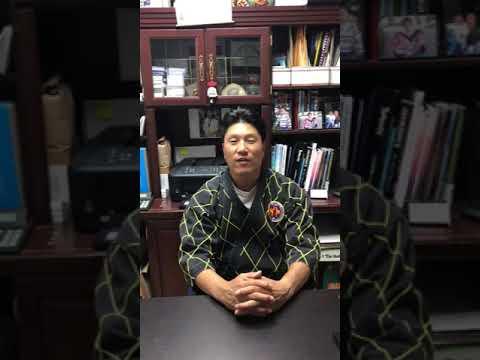 Master Tony Kook- Vice President of BC Canada TKD Association