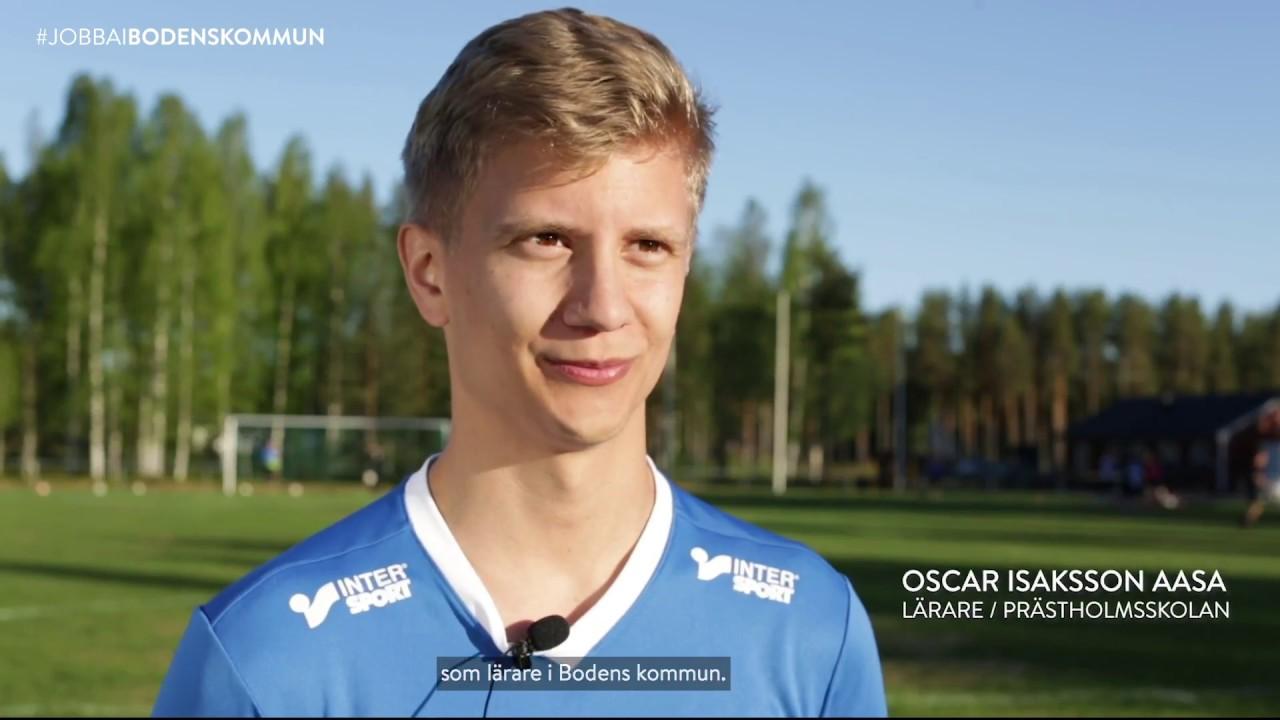 Oskar Isaksson Aasa