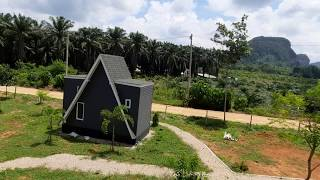 Land Plot for Sale with 3 Small Houses in Quiet Area of Nong Thaley - Good for Business Investment or Private Residence