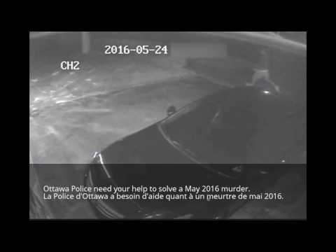 Ottawa Police need your help to solve the murder of Nicholas Kim