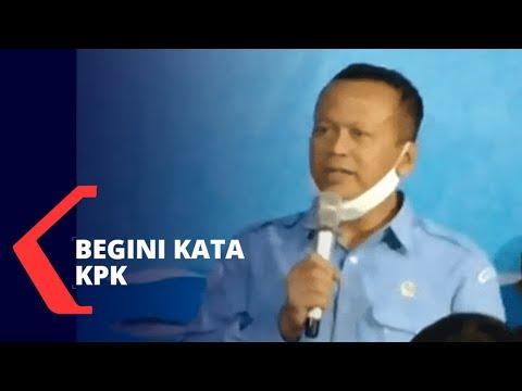 kpk tangkap menteri edhy prabowo dan sejumlah pejabat kkp