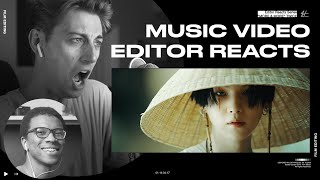 Video Editor Reacts to Agust D '대취타' (Daechwita) MV  @Josh Olufemii