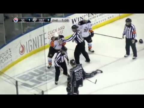 Austin Wagner vs. Steven Oleksy