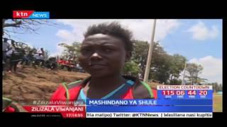 Shule ya Kaya Tiwi yashinda Buruburu Girls kwa mpira ya vikapu: Zilizala Viwanjani