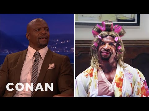 Terry Crews Is In Touch With His Feminine Side Mp3