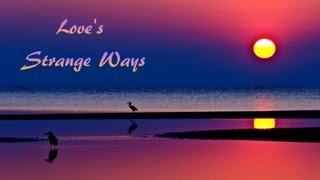 Chris Rea - Love's Strange Ways (Lyrics)