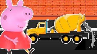 Мультики про машинки - Тачки - Грузовики - Все серии подряд - Сборник мультфильмов для детей