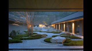 Современный дизайн и традиции японского сада