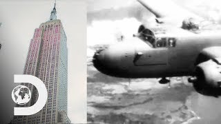 How The Empire State Building Survived A Plane Crash | Blowing Up History