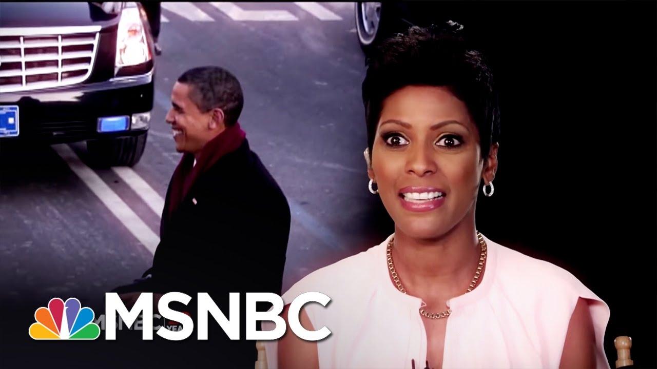 Tamron Hall On The 2009 Presidential Inauguration Of Barack Obama | MSNBC thumbnail