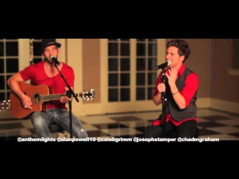 Taylor Swift - Love Story x You Belong With Me x Red | Anthem Lights Acoustic Mashup