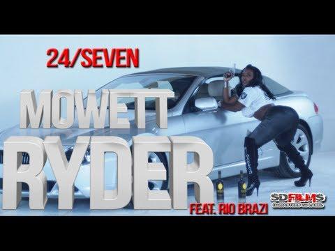 Mowett Ryder 24/Seven feat Rio Brazi Official Music Video
