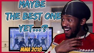 BTS Fake Love + Airplane Pt.2 + Idol REACTION   Melon Music Awards 2018 BTS WHO ARE YOU멜론뮤직어워드