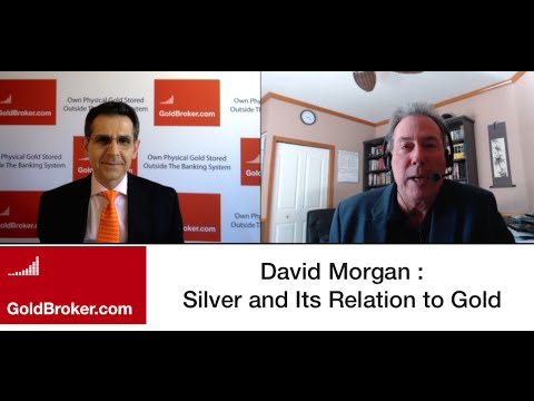 David Morgan: Gold and Silver Ratio, Debt Bomb & Monetary Reset