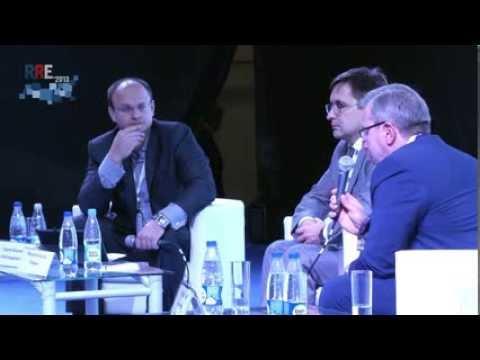 RRE 2013: Конференция - Доходные дома: рентабельность, риски, перспективы, успешный опыт