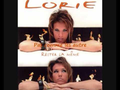 Lorie – Pas comme les autre