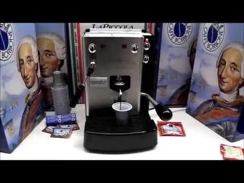 La Piccola - Sara Vapor & Caffe Borbone Espresso ESE Pad Espressomaschine Cialde