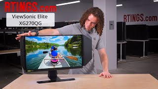 Video: ViewSonic Elite XG270QG (2020) - G-SYNC and FreeSync 165Hz Monitor