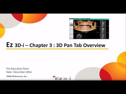 3D Pan