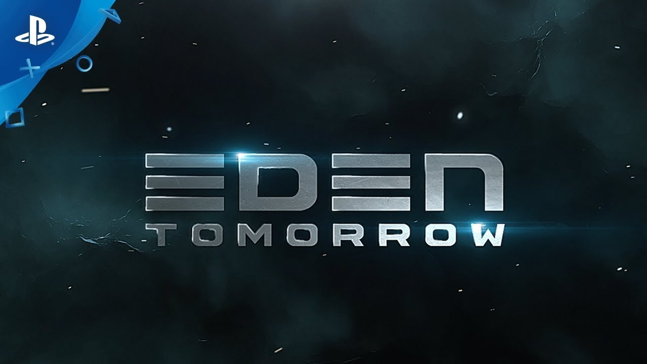 Eden-Tomorrow Announced: Help an Amnesiac & His Robot Pal Escape an Alien Planet
