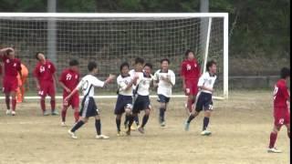 U-16奈良県ユース選手権2回戦
