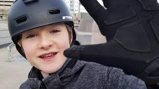 MGP Stunt Scooter Test