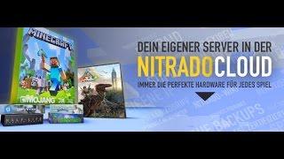 Mods Auf Nitrado Servern Installieren MinecraftTutorial Most - Eigenen minecraft server erstellen nitrado