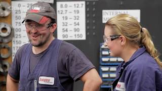 A career in fitting and machining