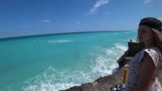 Куба [3 серия] — курорт Варадеро   Самый лучший пляж на Кубе