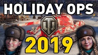 Holiday Ops 2019 in World of Tanks!