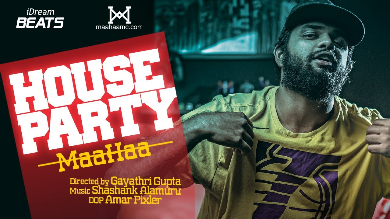 MaaHaa - House Party