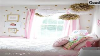 Decoration Ideas For Little Girl Bedrooms