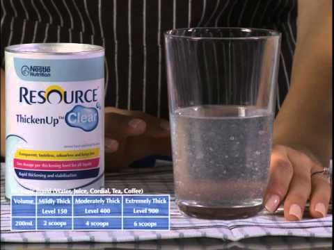 ThickenUp Clear Nestle Health Science Australia