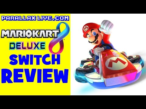 REVIEW: Mario Kart 8 Deluxe: The Best Ever Mario Kart (Nintendo Switch) video thumbnail