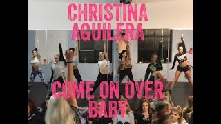 Christina Aguiera - Come On Over Baby