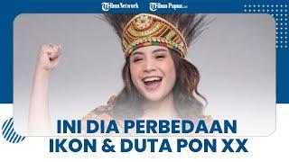Ramai Diperbincangkan Nagita Slavina Jadi Ikon PON XX Papua, Apa Beda Duta dan Ikon?