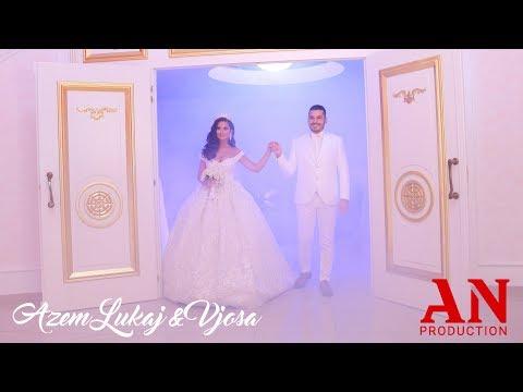 Azem Lukaj & Vjosa - Dasma madheshtore e vitit 2018 AN Production