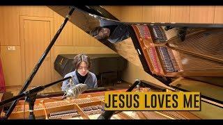 Jesus Loves Me (예수사랑하심은)Jazz Piano by Yohan Kim
