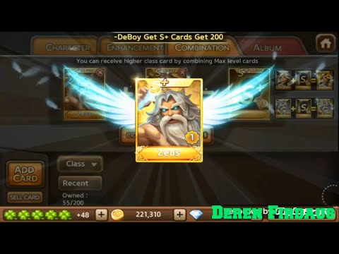 Video Enhance Zeus to Max&S+ Zeus Combination[New Line Let's Get Rich]