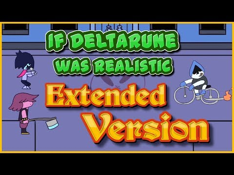 DeltaRune Acapella Extended Version (From if Deltarune was realistic)