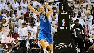 Top 50 Plays of Dirk Nowitzki's Career | 03.07.17