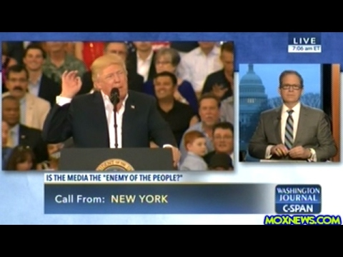 C-SPAN: Is U.S. Mainstream News Media