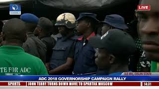 ADC Rallies Support For Akinbade Ahead Of Osun Guber Polls Pt.1 |Live Event|