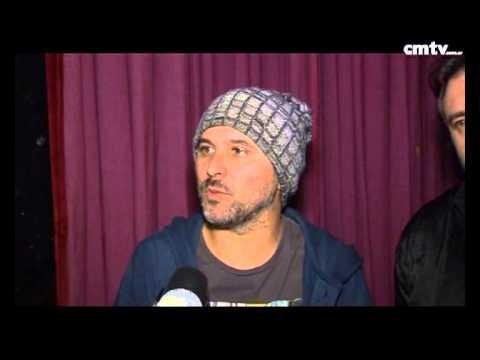 La Vela Puerca video Uno para todos (DVD) - Entrevista Presentación 2013