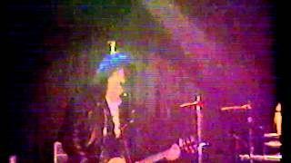 THE HELL HOUNDS performing Don't Let Me Down at Jammers in Atlanta 1990