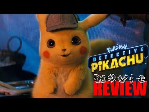 Pokémon: Detective Pikachu Movie Review