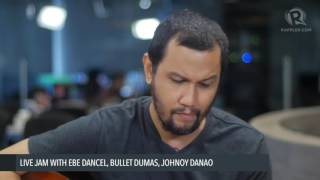 "Live on Rappler: ""Dapithapon"" by Johnoy Danao"