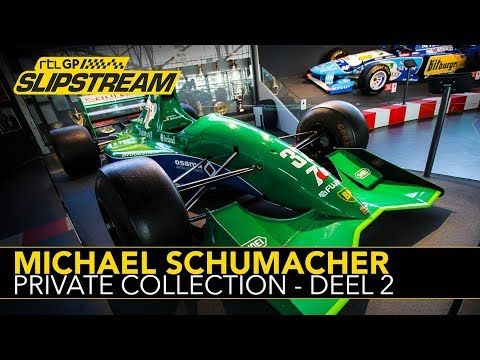 De roemruchte beginjaren van Schumacher in de F1 | SLIPSTREAM
