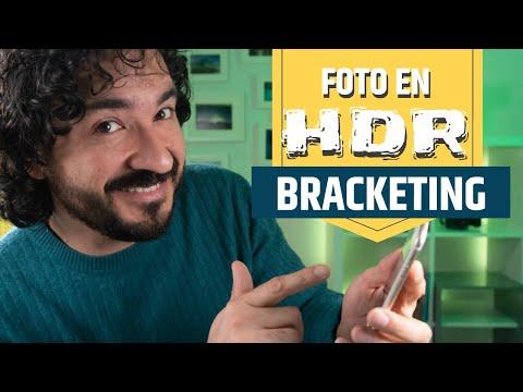 FOTO HDR: Tutorial Cómo Medir y Calcular Bracketing FÁCIL #04